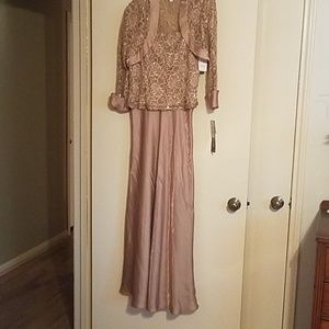 Karen Miller Evening Gown -New